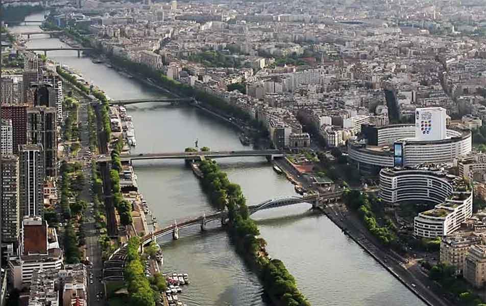 Le métabolisme de l'agglomération parisienne