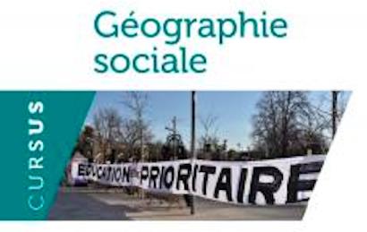 Géographie sociale: Approches, concepts, exemples