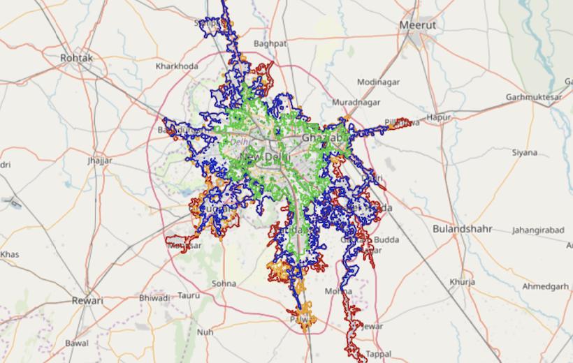 Séminaire PARIS, 17 septembre – la ville de Delhi face aux épidémies