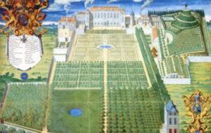 affiche Jardins du monde