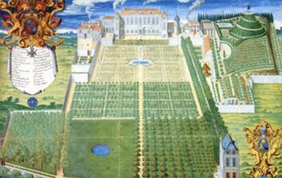 Du jardin vers le monde  & du monde au jardin : la cartographie et l'histoire naturelle