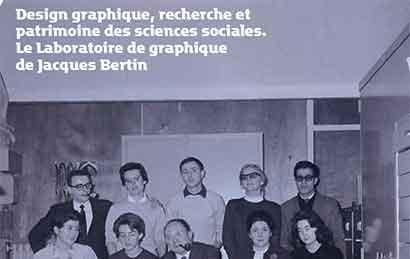 Design graphique, recherche et patrimoine des sciences sociales