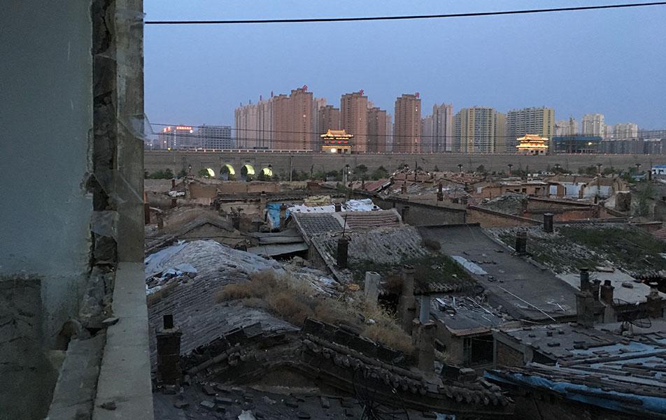 Datong, Chine